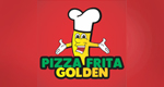 Logo Pizza Frita Golden