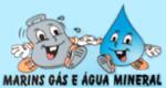 Logo Marins Gás e Água Mineral