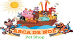 Logo Arca de Noé Pet Shop