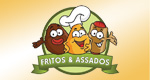 Logo Fritos e Assados