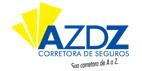 Logo AZDZ Corretora de Seguros