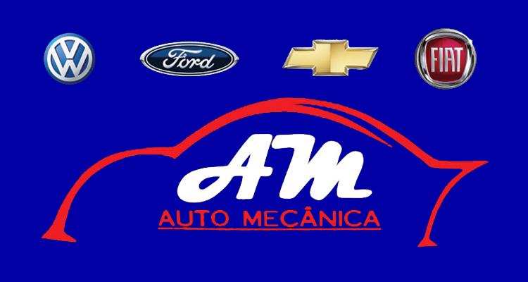 Logo Auto Mecânica A.M