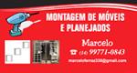 Logo MF Montador de Móveis - Marcelo Ferraz