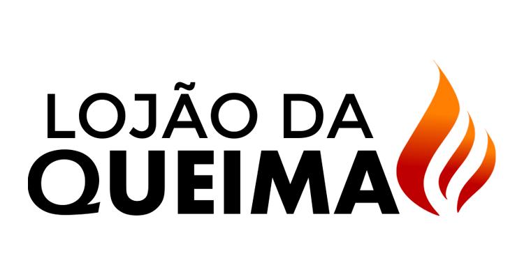 Logo Lojão da Queima 1