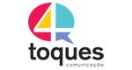 Logo 4toques Comunicação
