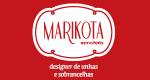 Logo Marikota Esmalteria - Designer de unhas e sobrancelhas