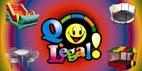 Logo Q Legal Locação de Brinquedos