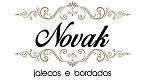 Logo Novak Jalecos e Bordados