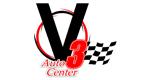 Logo V3 Auto Center
