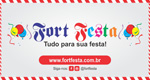 Logo Fort Festa  - Salão de Festas