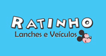 Logo Ratinho Lanches e Veículos