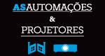 Logo AS Automações e Projetores