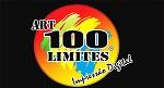 Logo Art 100 Limites Comunicação Visual