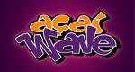 Logo Açaí Wave