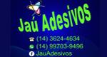 Logo Jaú Adesivos