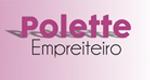 Logo Polette Empreiteiro