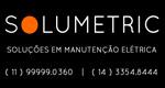 Logo Solumetric Serviços Eletroeletrônicos ME Ltda