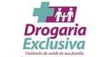 Logo Drogaria Exclusiva