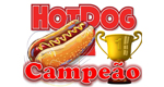 Logo Hot Dog Campeão