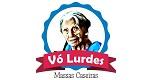 Logo Vó Lurdes Pastelaria e Rotisserie