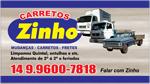 Logo Zinho Carretos