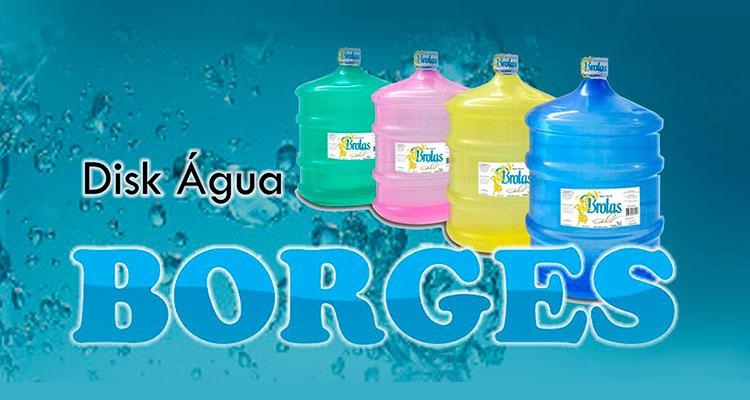 Logo Disk Água Borges