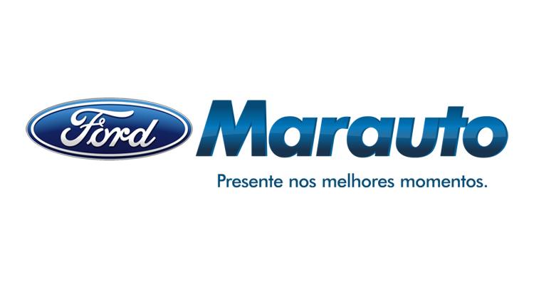 Logo Ford Marauto Avaré SP