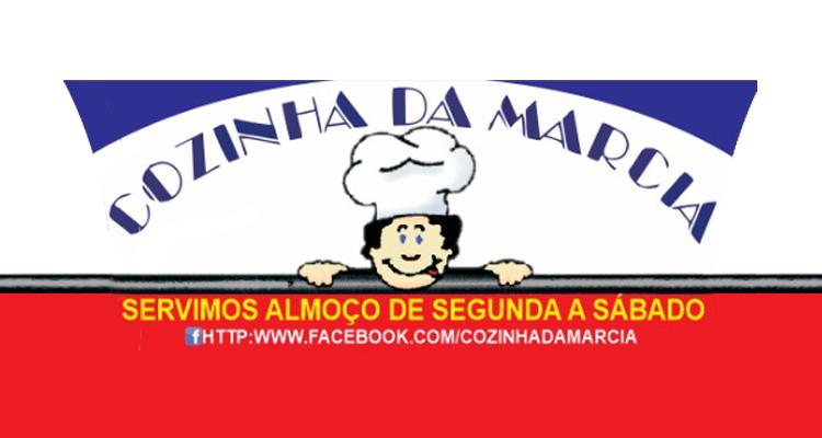 Logo Cozinha da Márcia