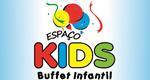 Logo Espaço Kids - Buffet Infantil - Fort Festa