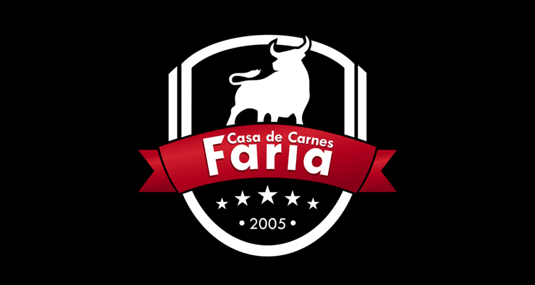 Logo Casa de Carnes Faria