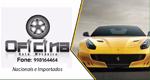 Logo Oficina Auto Mecânica