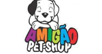 Logo Amigão Pet Shop