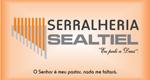 Logo Sealtiel Estruturas Metálicas e Serralheria