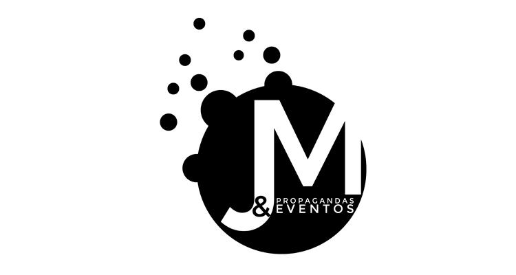 Logo JM Propagandas e Eventos