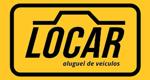 Logo Locar Aluguel de Veículos