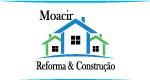 Logo Moacir Reforma e Construção