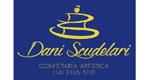Logo Dani Scudelari Confeitaria Artística