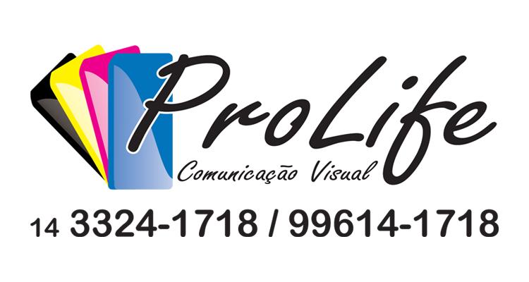 Logo Prolife Comunicação Visual
