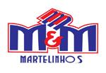 Logo M&M Martelinho's