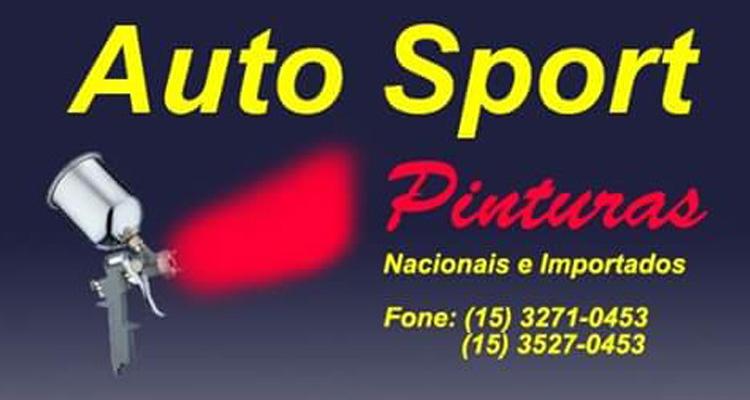 Logo Auto Sport Pinturas - Nacionais e Importados