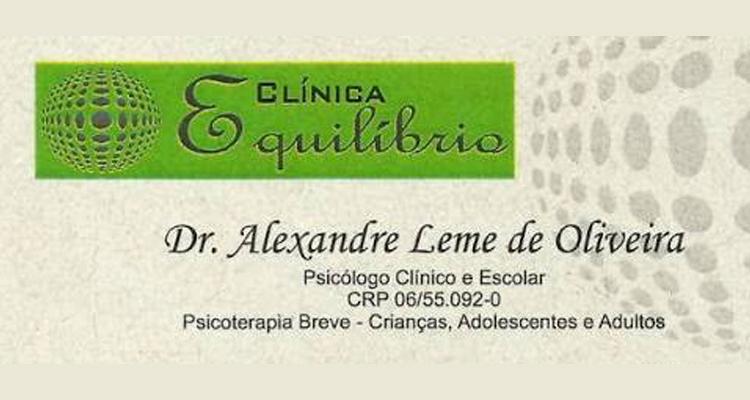 Logo Alexandre Leme de Oliveira