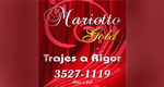 Logo Mariotto Gold