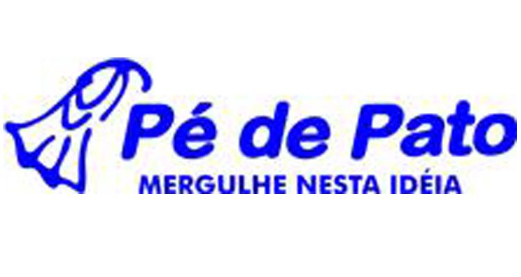 Logo Pé de Pato Piscinas
