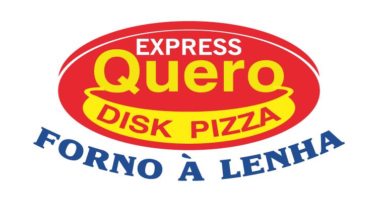 Logo Quero Disk Pizza