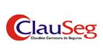 Logo Clauseg Claudino Corretora de Seguros
