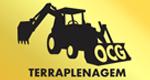 Logo OCG Terraplenagem - Transportes de Máquinas