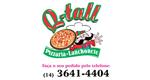 Logo Pizzaria e Lanchonete Q Tal