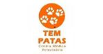 Logo Clinica Veterinaria Tem Patas