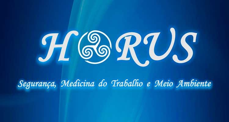 Logo Horus Consultoria em Segurança do Trabalho