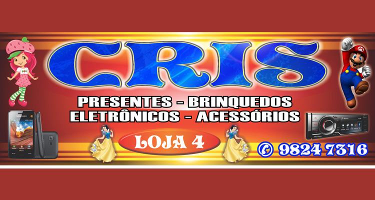 Logo Cris Presentes